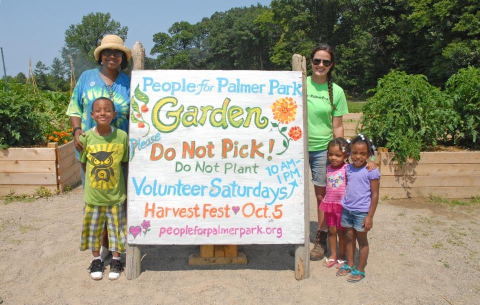 PFPP Garden!